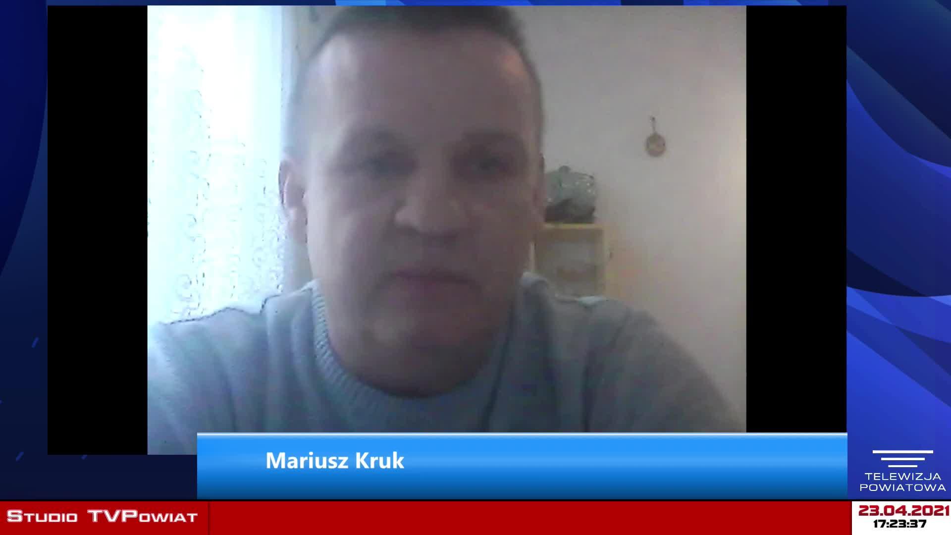 Czas dla Mieszkańca - Justyna Kosyl, Mariusz Kruk / Gmina Kotuń