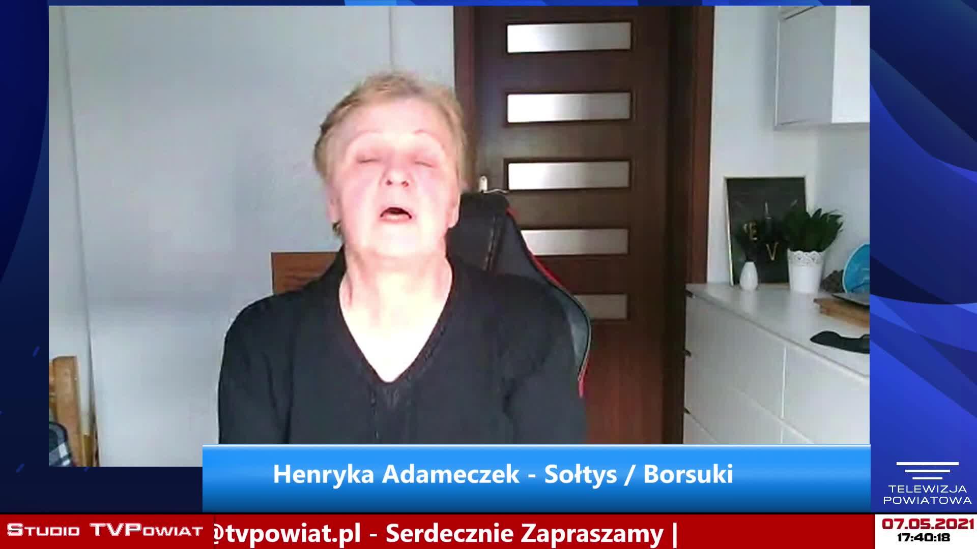 Czas dla Mieszkańca – Sołtysi / Gmina Sarnaki