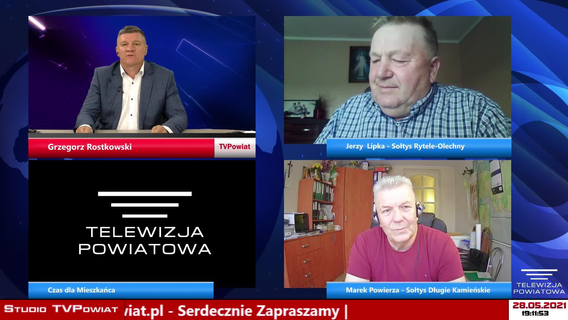 Czas dla Mieszkańca – Sołtysi / Gmina Ceranów