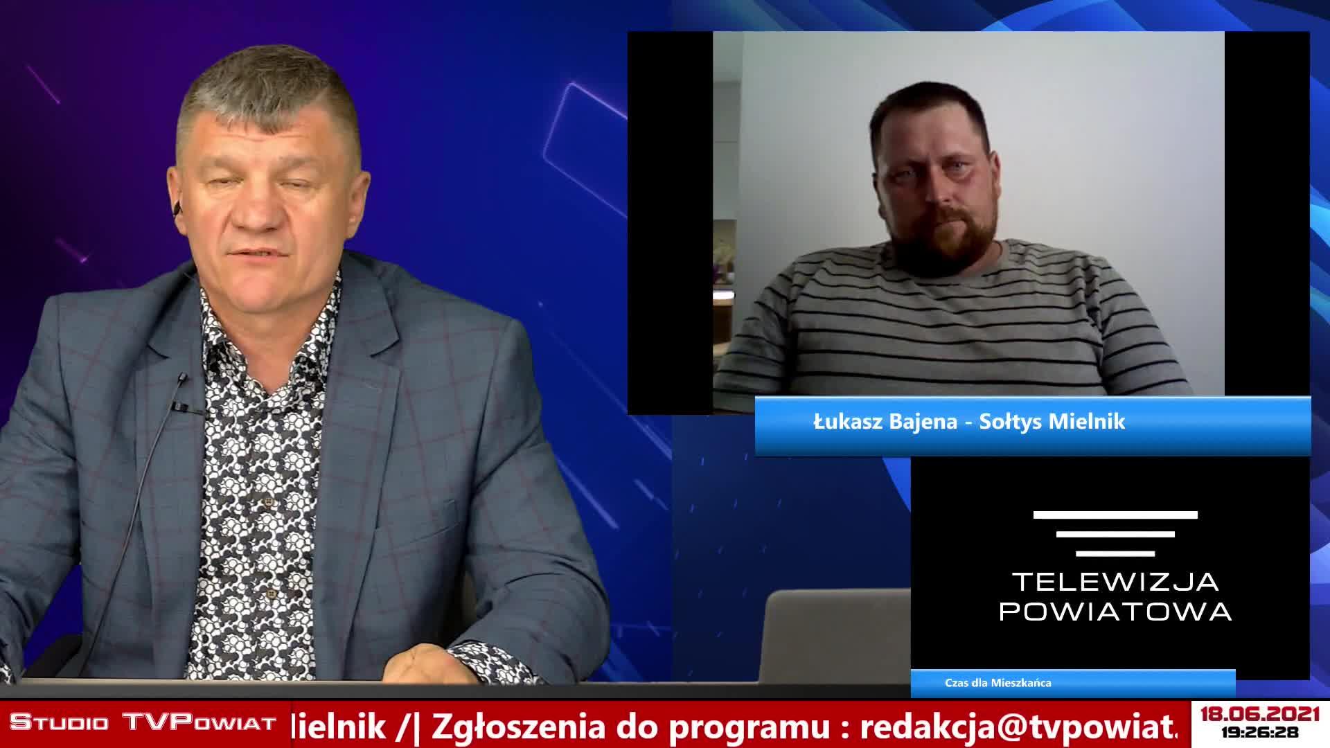 Czas dla Mieszkańca – Sołtys / Gmina Mielnik