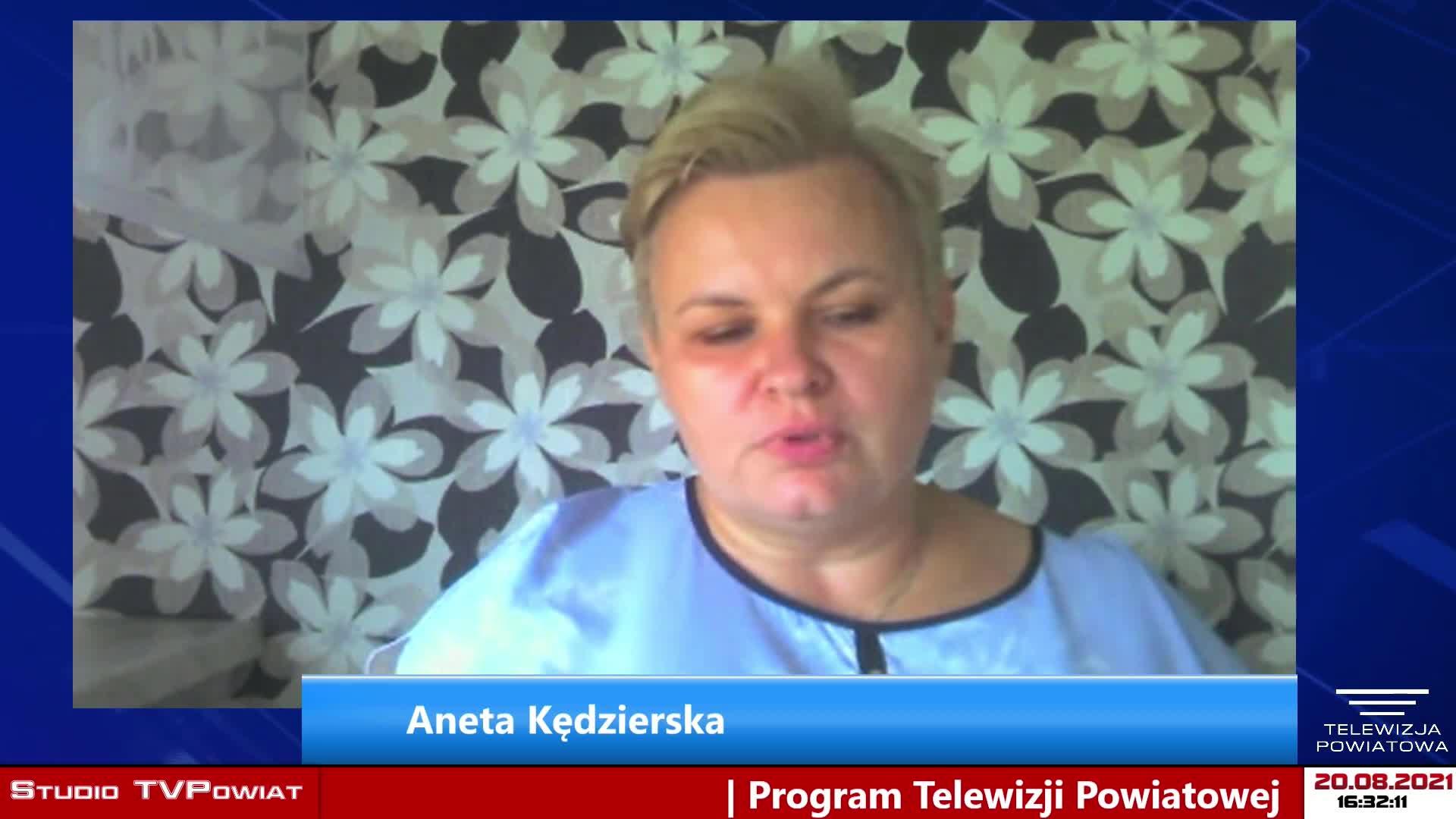Czas dla Mieszkańca – KGW Dziewule - Aneta Kędzierska  Krystyna Świderska