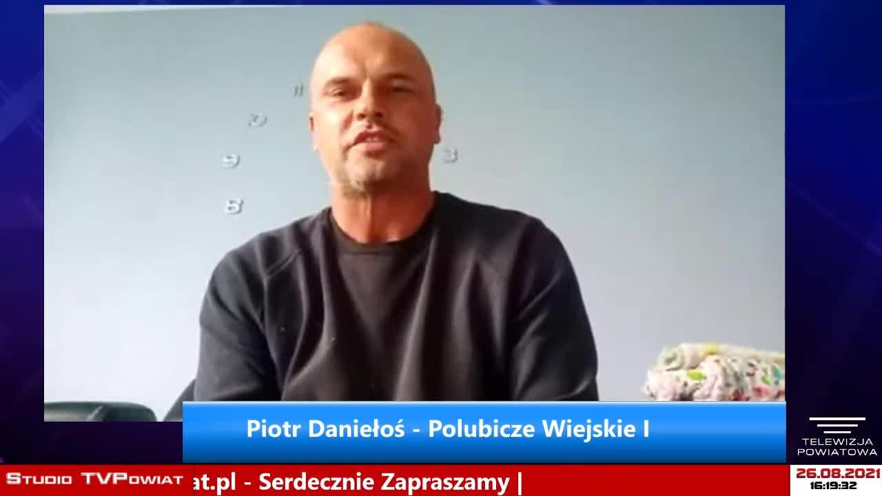 Czas dla Mieszkańca - Sołtysi: Dubica Górna, Polubicze Wiejskie I