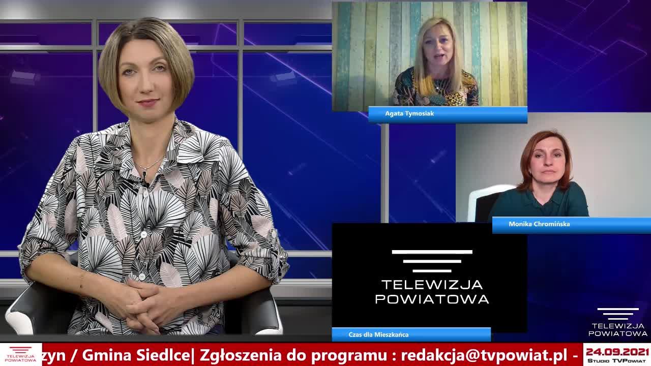 Czas dla Mieszkańca – Koło Gospodyń Wiejskich w Pruszynie / Gmina Siedlce